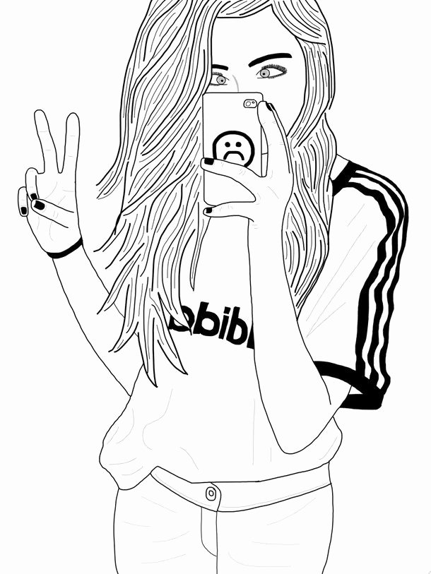coloring pages of girls realistic outline of girl coloring pages png image transparent png girls coloring of realistic pages
