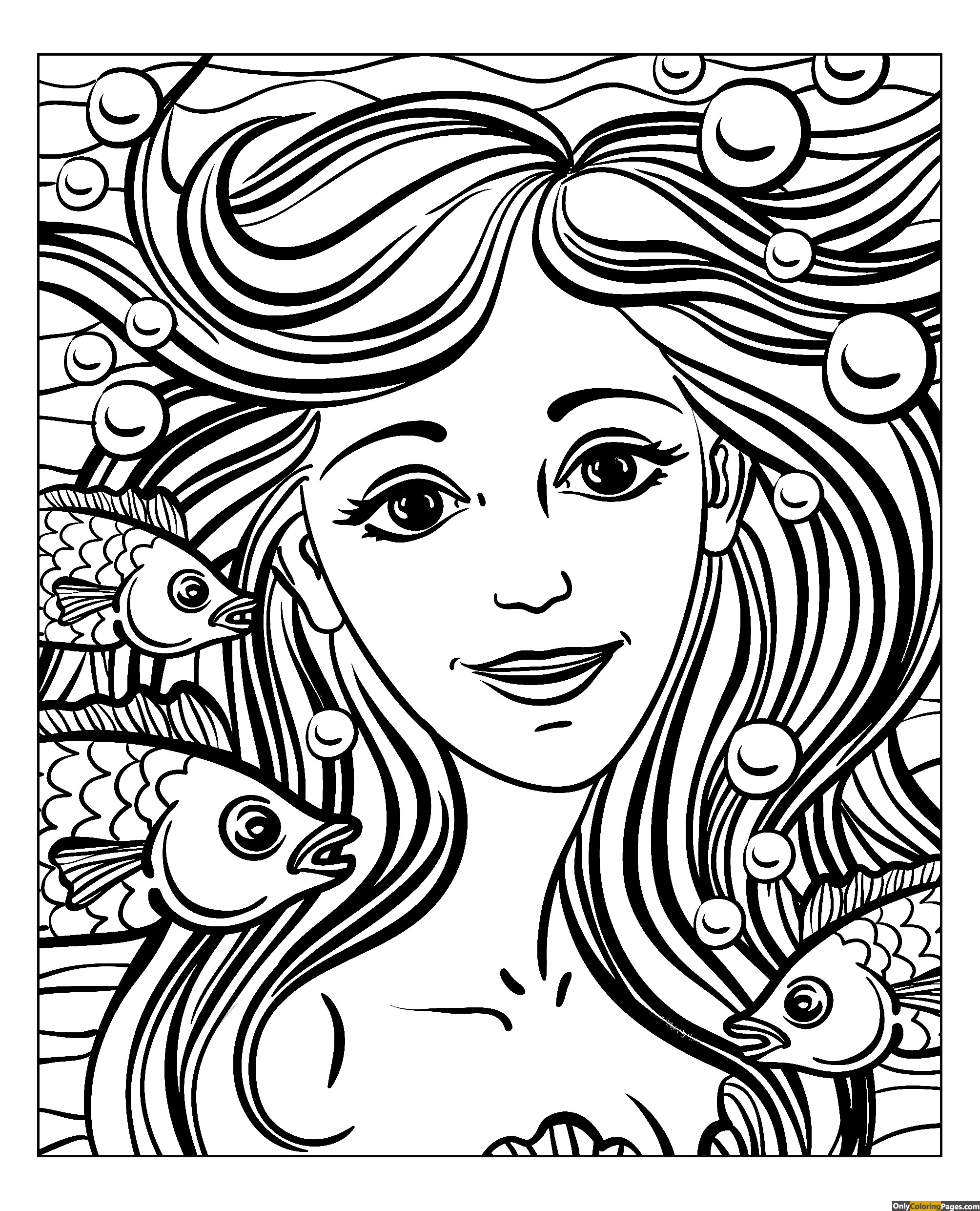 coloring pages of girls realistic realistic girl coloring pages at getcoloringscom free realistic girls pages coloring of