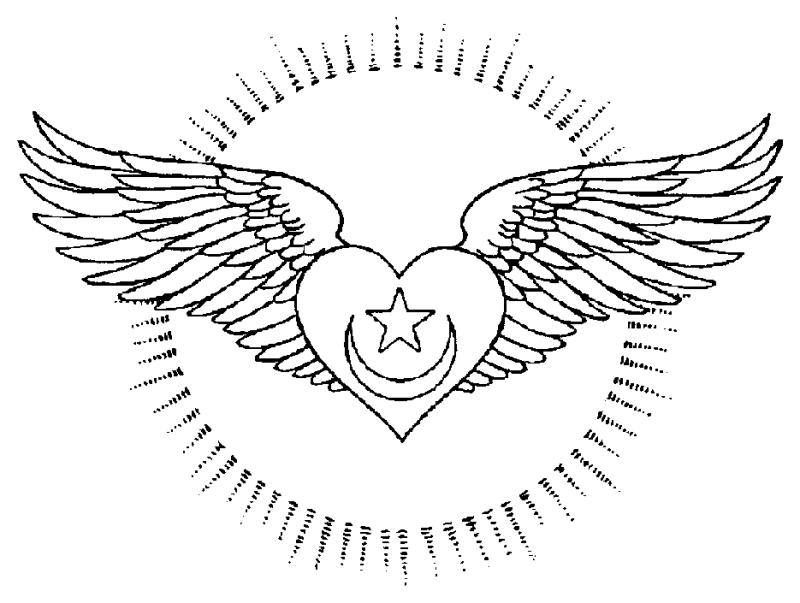 coloring pages of hearts with wings heart with wings coloring pages getcoloringpagescom of coloring wings with pages hearts