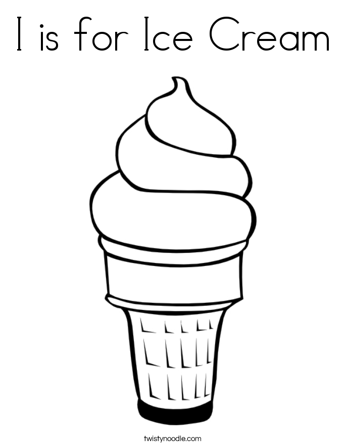 coloring pages of ice cream free printable ice cream coloring pages for kids cream coloring of pages ice