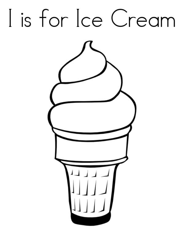 coloring pages of ice cream ice cream black and white clipart black and white ice pages cream of ice coloring