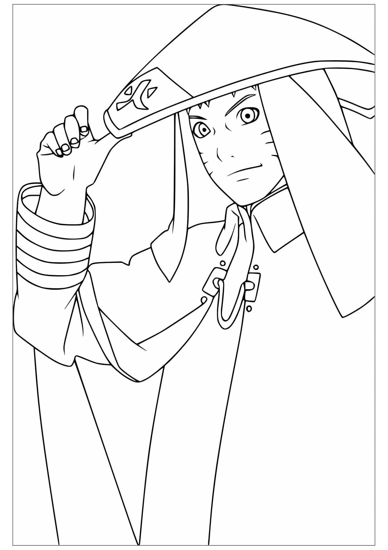 coloring pages of naruto naruto to print for free naruto kids coloring pages of naruto coloring pages