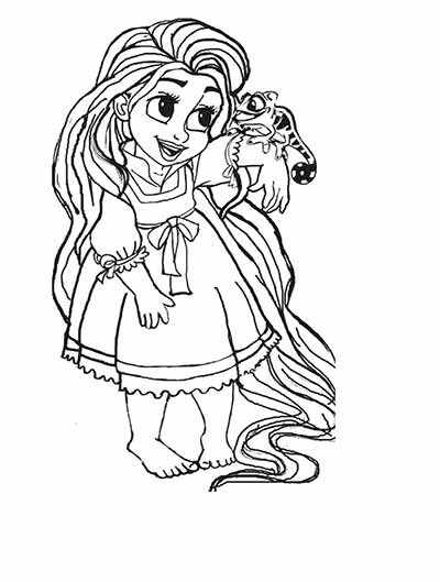 coloring pages of rapunzel 170 free tangled coloring pages july 2018 rapunzel of coloring pages rapunzel