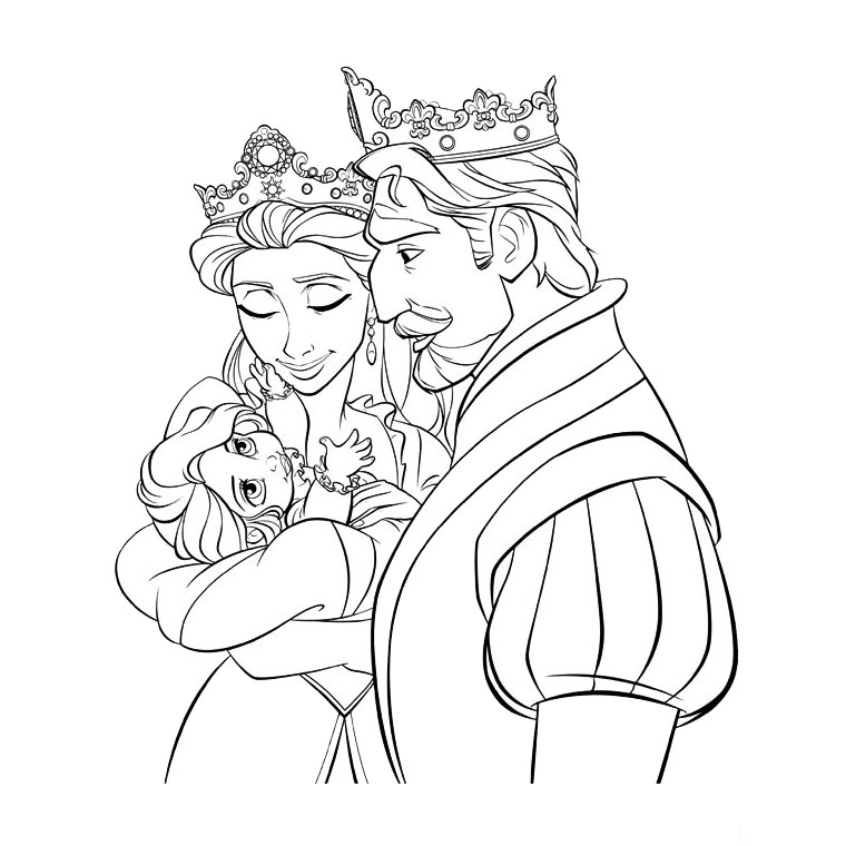 coloring pages of rapunzel amazing hair of rapunzel coloring page kids play color rapunzel of pages coloring