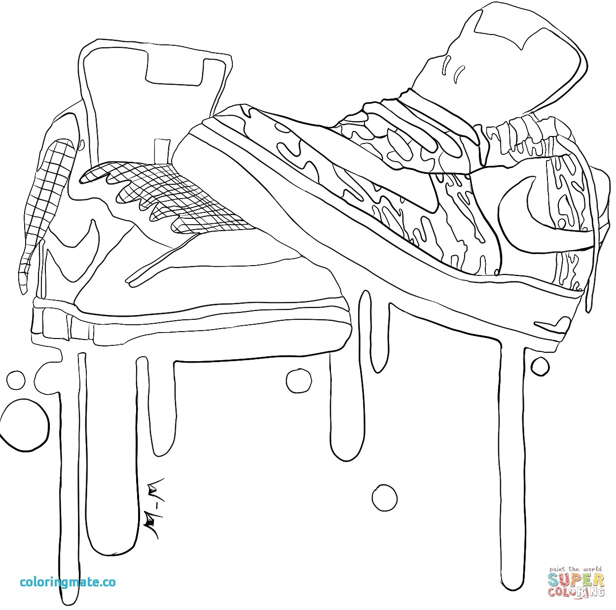 coloring pages of shoes coloring page sports shoes color free coloring pages shoes coloring pages of