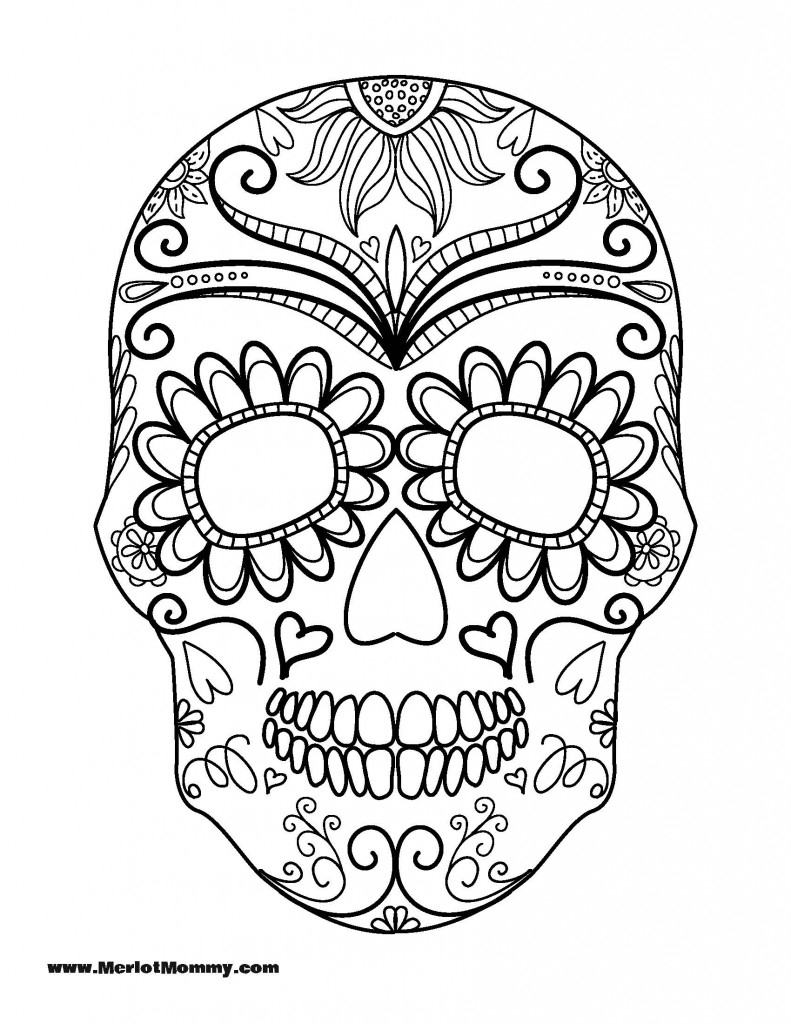 coloring pages of skulls with flames coloring pages of skulls with flames at getdrawings free of coloring pages with skulls flames
