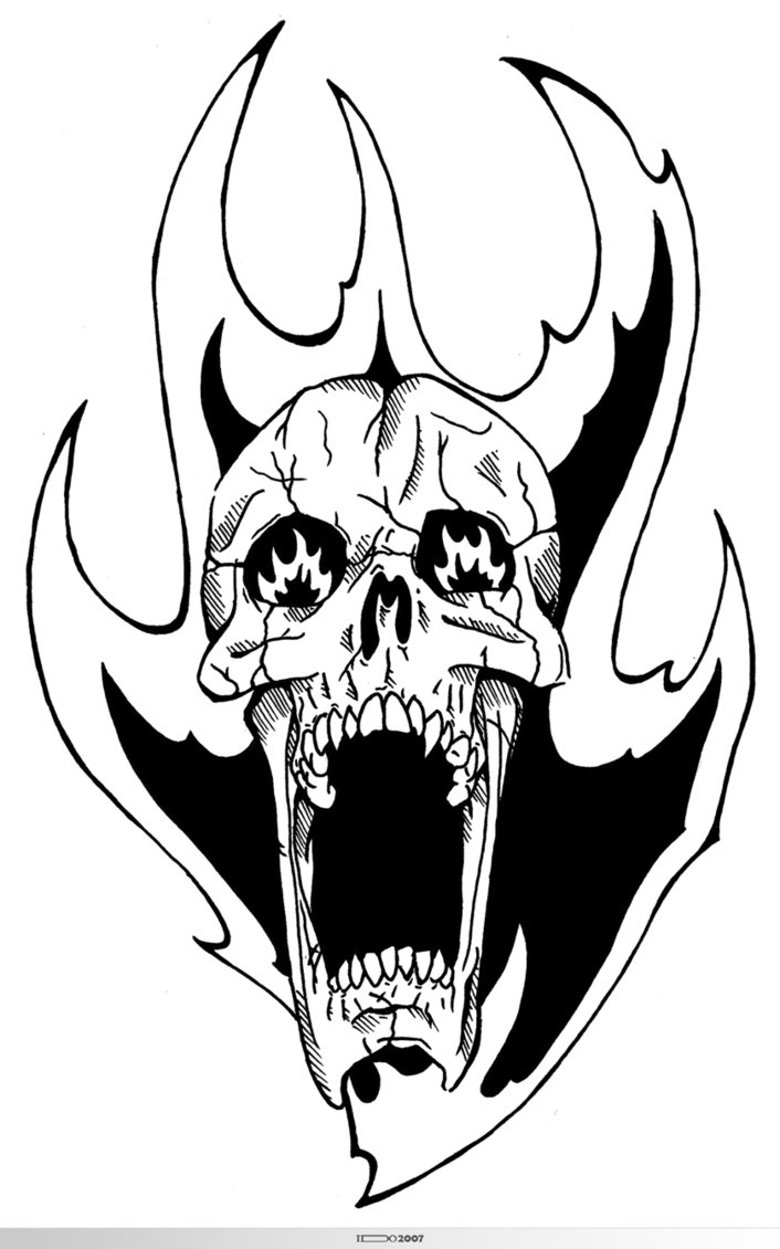 coloring pages of skulls with flames fire flames coloring pages coloring pages pages coloring with of skulls flames