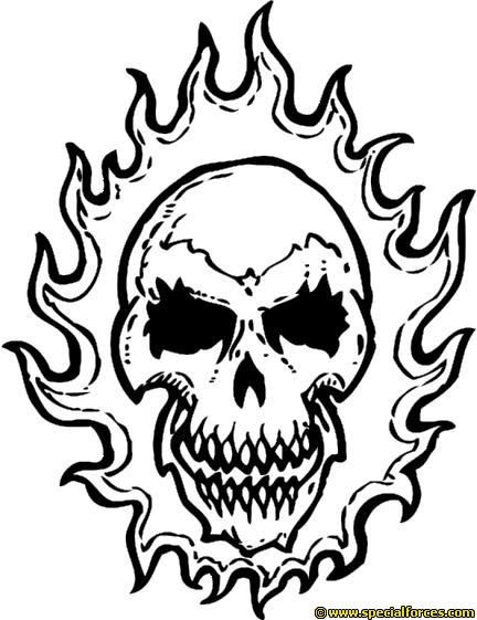 coloring pages of skulls with flames flames coloring pages coloring home coloring with of pages flames skulls
