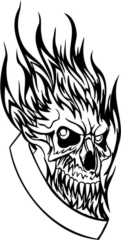 coloring pages of skulls with flames how to draw a flaming skull step by step skulls pop with of skulls coloring pages flames