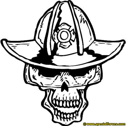 coloring pages of skulls with flames skull on fire drawing at getdrawings free download of with flames skulls pages coloring