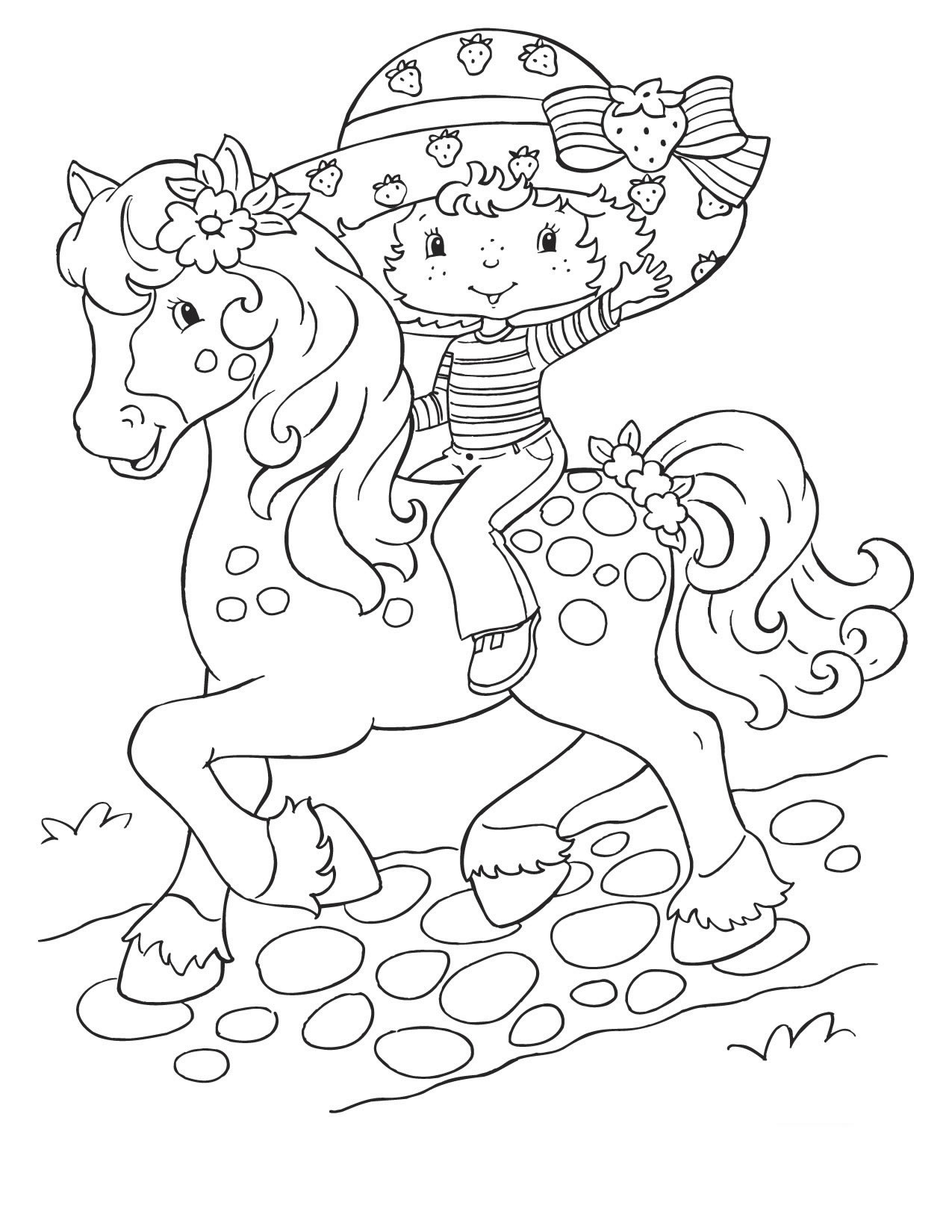 coloring pages of strawberry shortcake strawberry shortcake coloring pages coloring page base pages strawberry of coloring shortcake