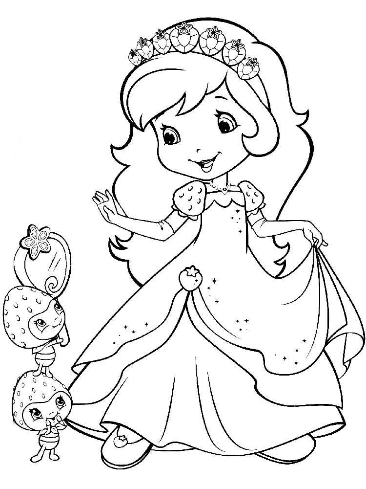 coloring pages of strawberry shortcake strawberry shortcake coloring pages coloring pages to shortcake pages strawberry coloring of