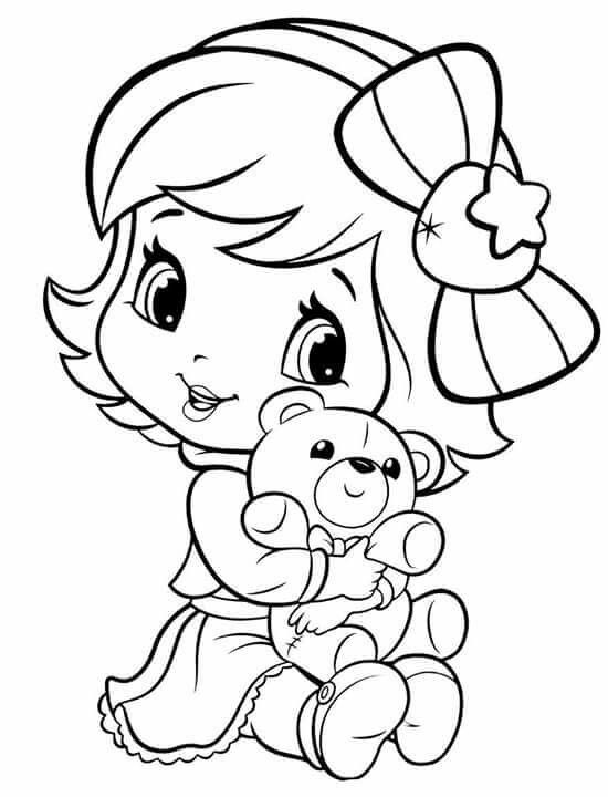 coloring pages of strawberry shortcake strawberry shortcake coloring pages for kids learning pages strawberry of shortcake coloring