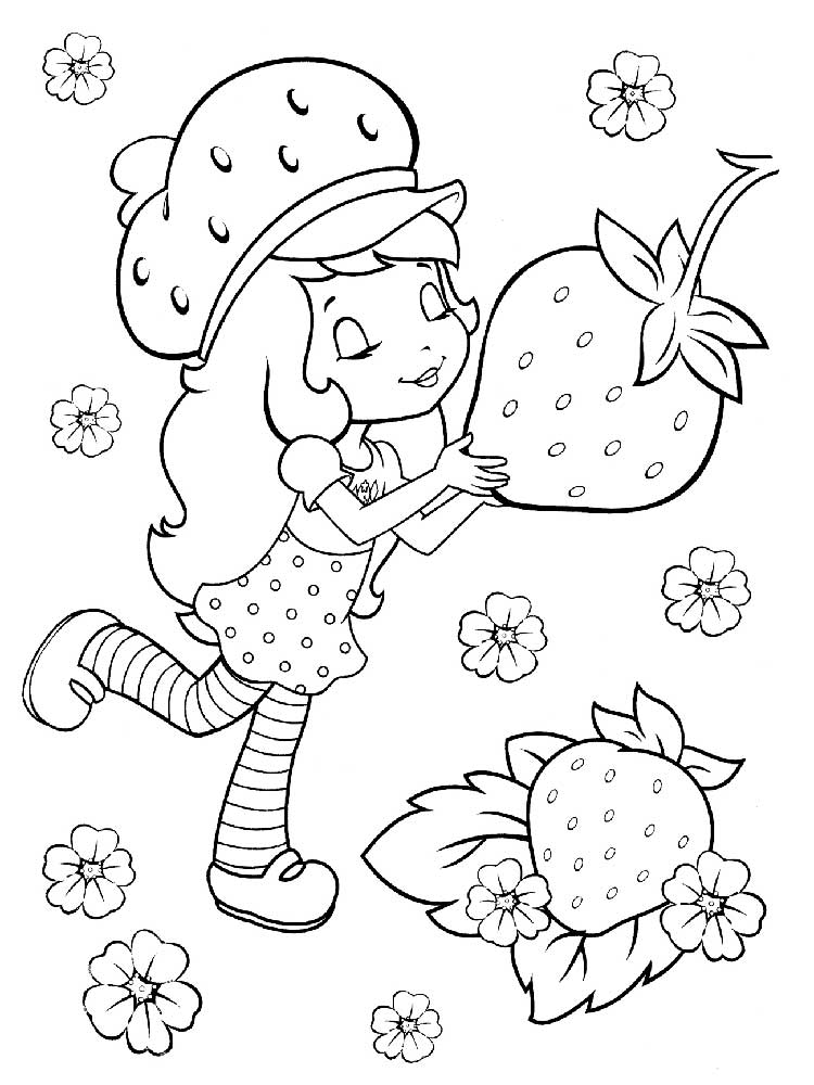 coloring pages of strawberry shortcake strawberry shortcake coloring pages learn to coloring of coloring shortcake strawberry pages