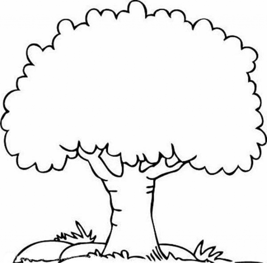coloring pages of tree free printable tree coloring pages for kids cool2bkids coloring of tree pages
