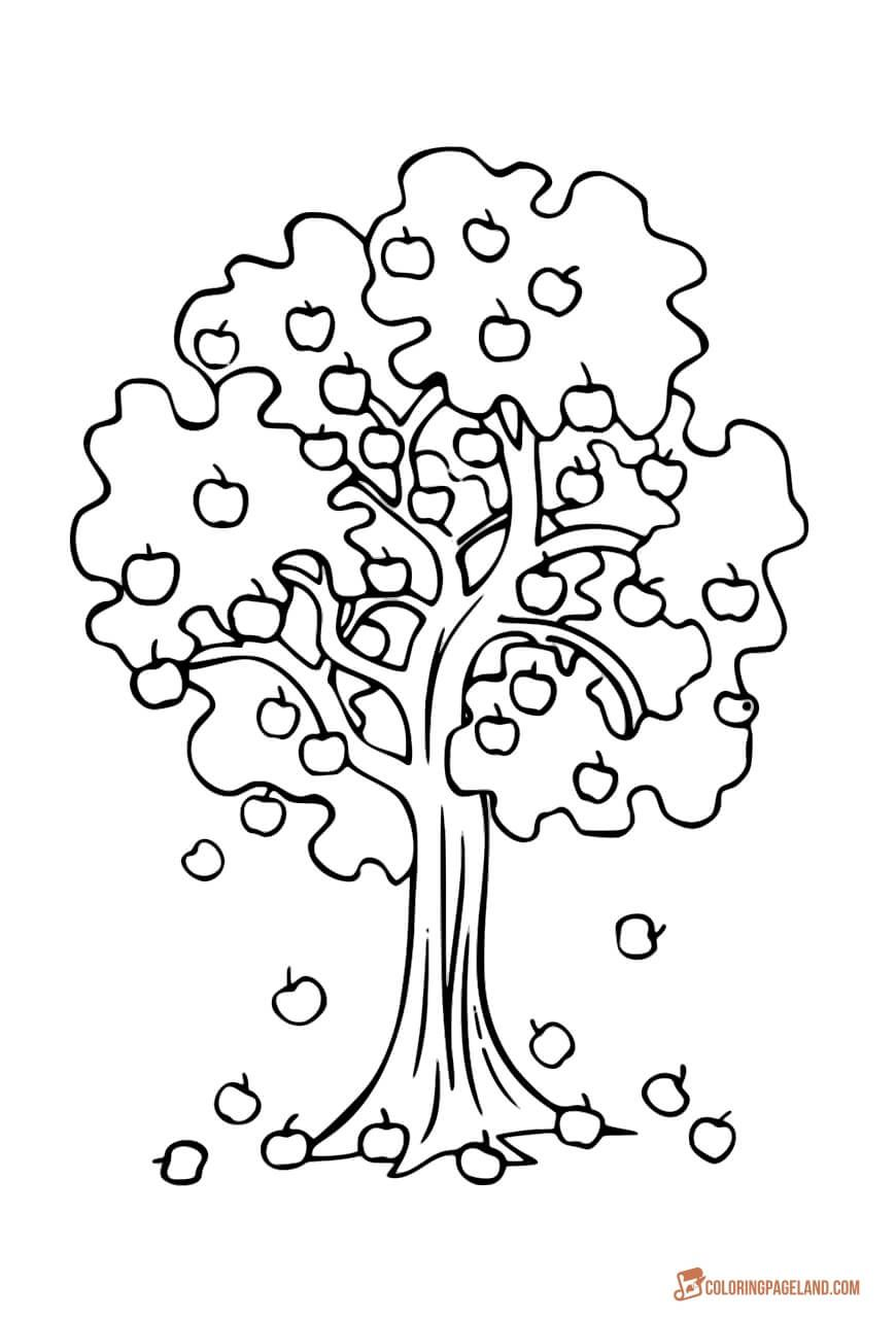 coloring pages of tree quottree of lifequot doodle art free adult coloring page karyn coloring pages tree of