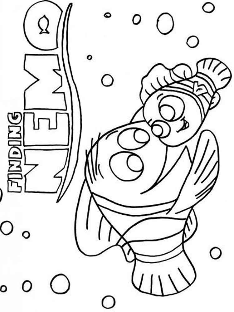 coloring pages printable free finding nemo coloring pages for kids free printable pages printable free coloring