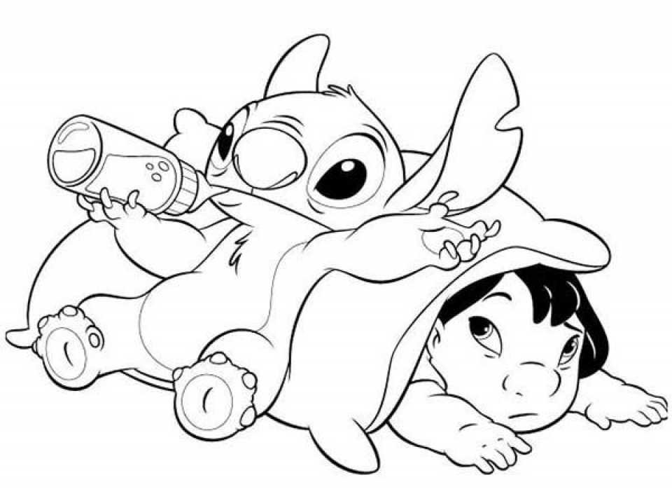 coloring pages stitch lilo and stitch coloring pages k5 worksheets pages coloring stitch