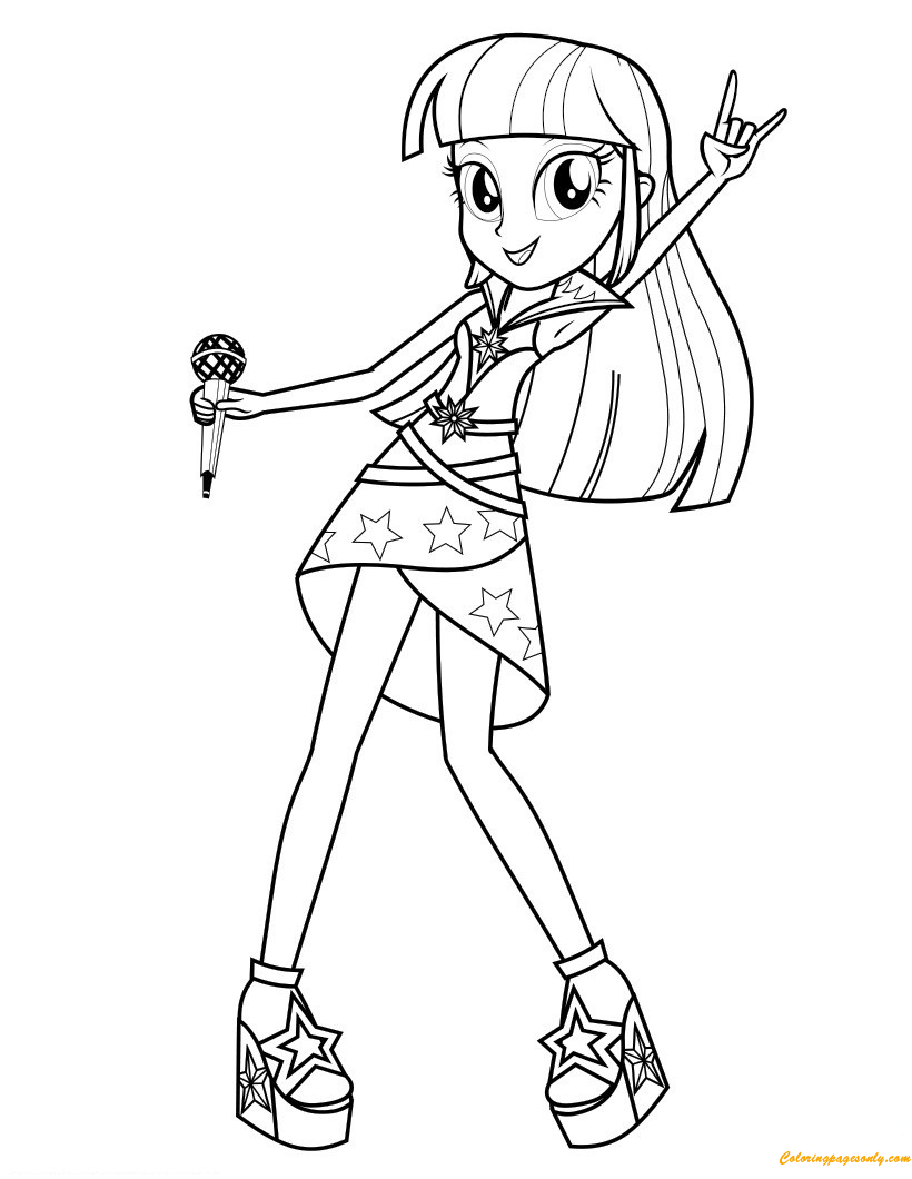 coloring pages twilight sparkle twilight sparkle coloring pages to download and print for free coloring pages twilight sparkle