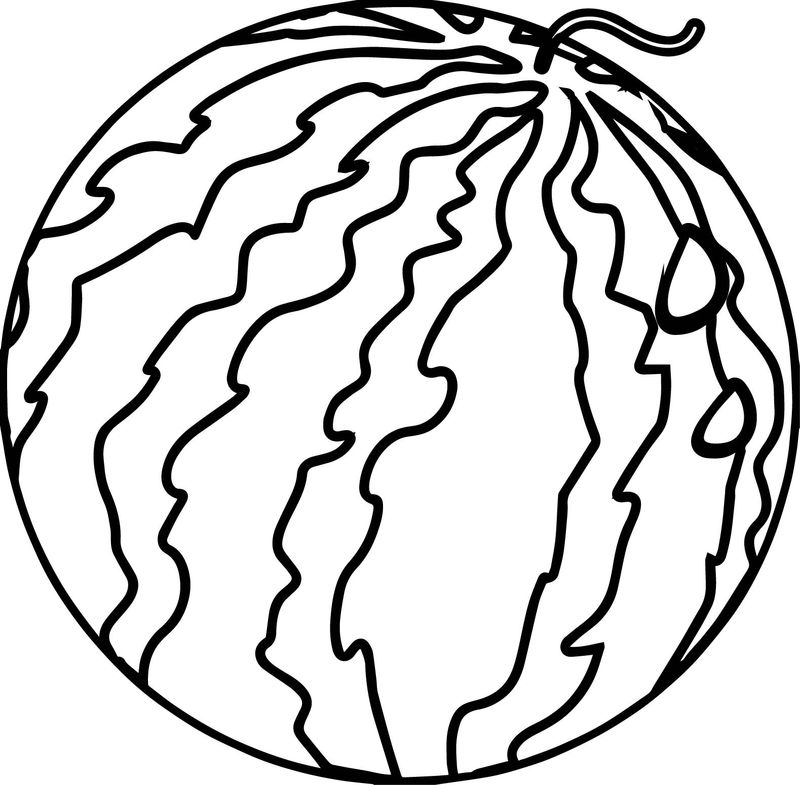 coloring pages watermelon watermelon coloring pages download and print watermelon pages coloring watermelon 1 1