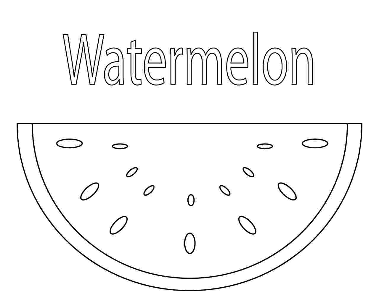 coloring pages watermelon watermelon coloring pages preschoolers stackbookmarksinfo watermelon pages coloring