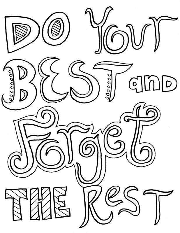 coloring pages with quotes all quotes coloring pages printable quotesgram quotes with coloring pages