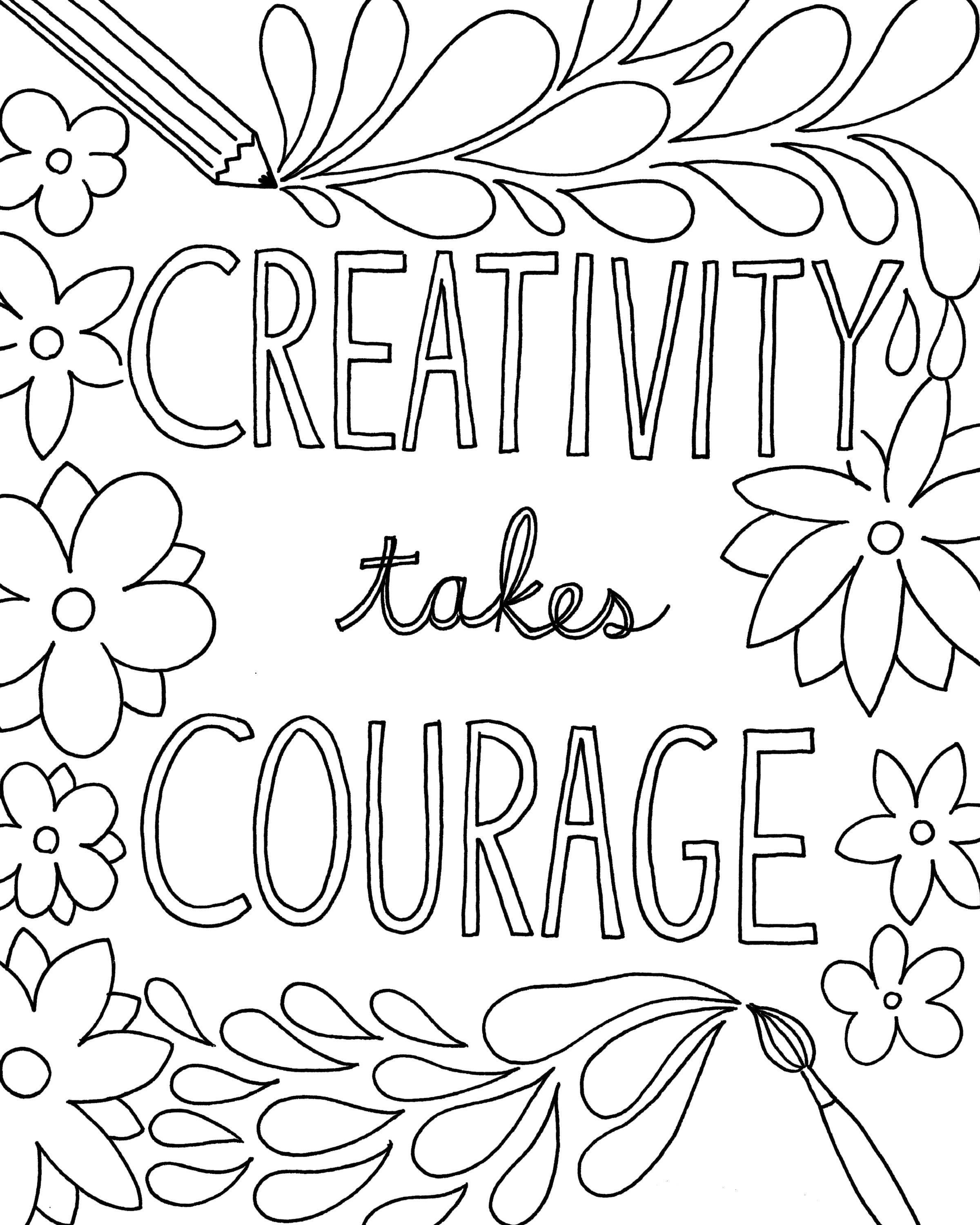 coloring pages with quotes inspirational coloring pages coloring home coloring quotes with pages