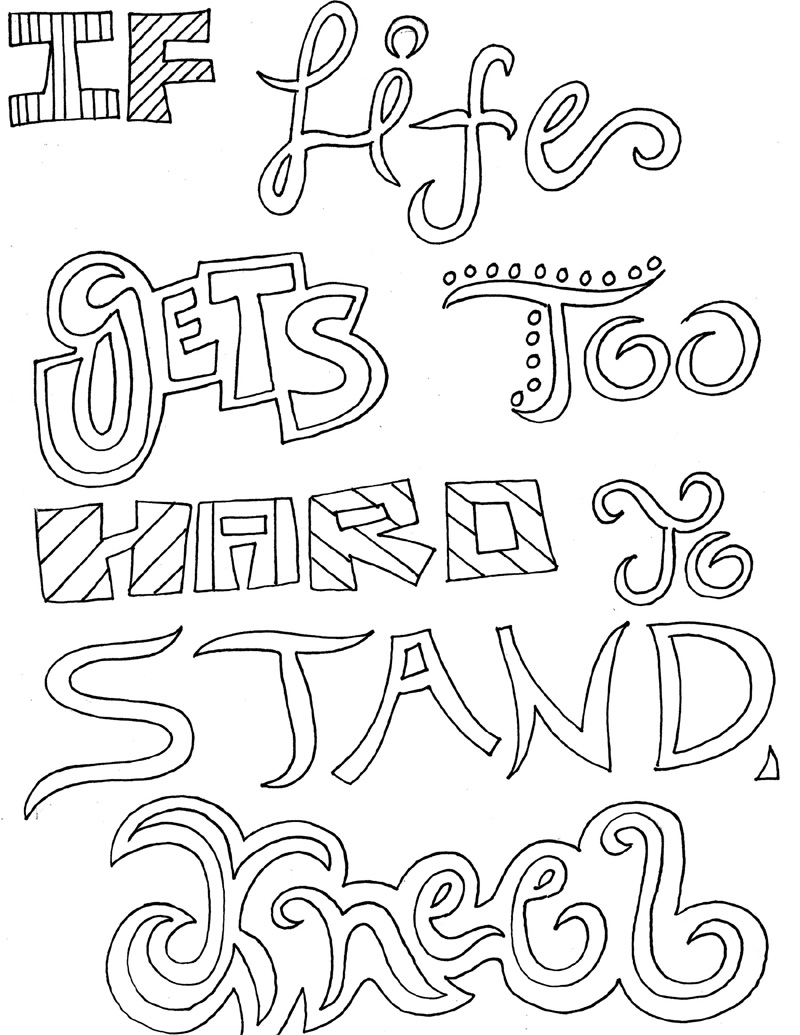 coloring pages with quotes inspirational quotes coloring pages for adults quotes pages coloring with