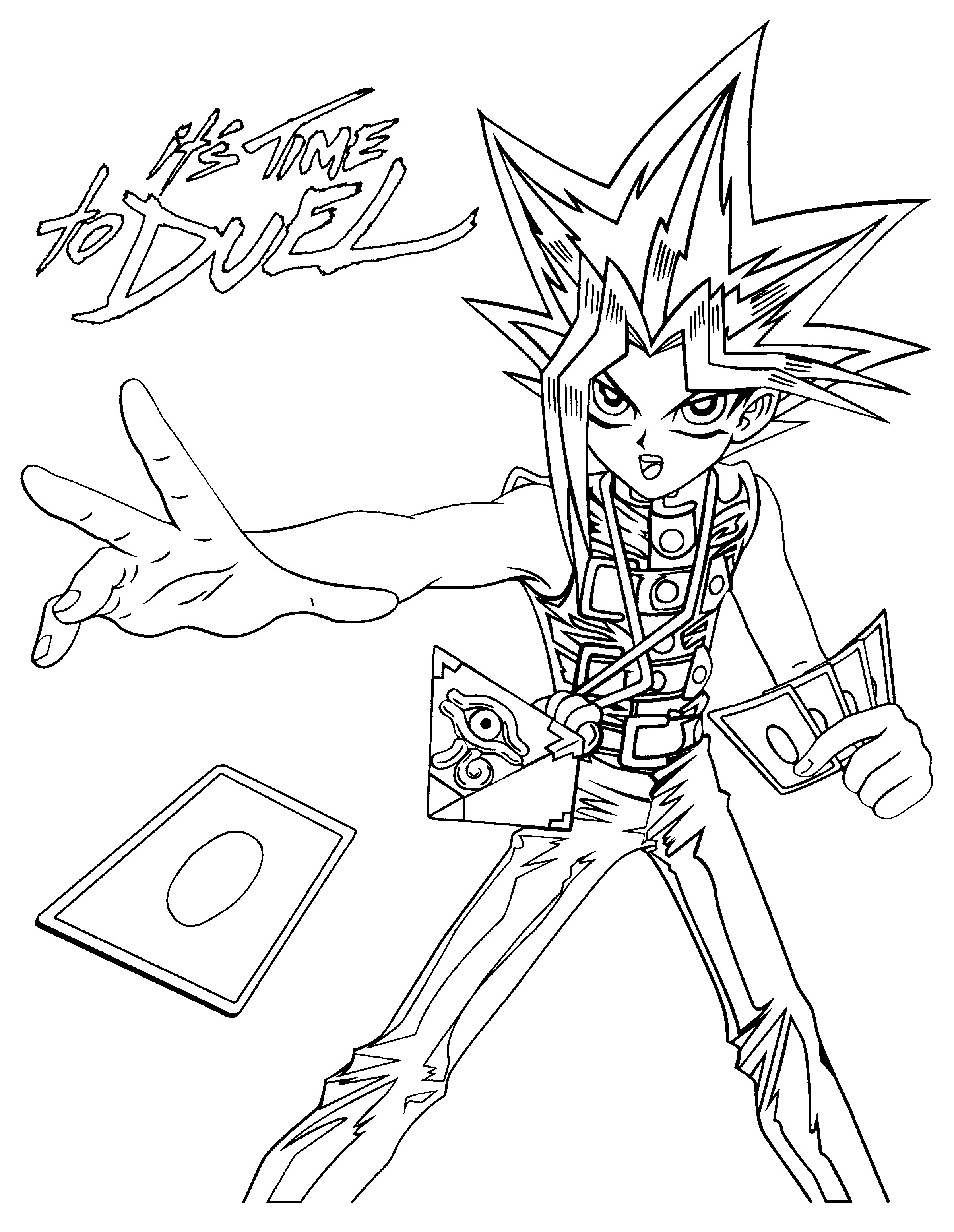 coloring pages yugioh fun coloring pages yu gi oh coloring pages yugioh coloring pages