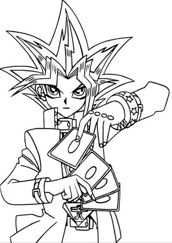 coloring pages yugioh oh free coloring pages coloring yugioh pages