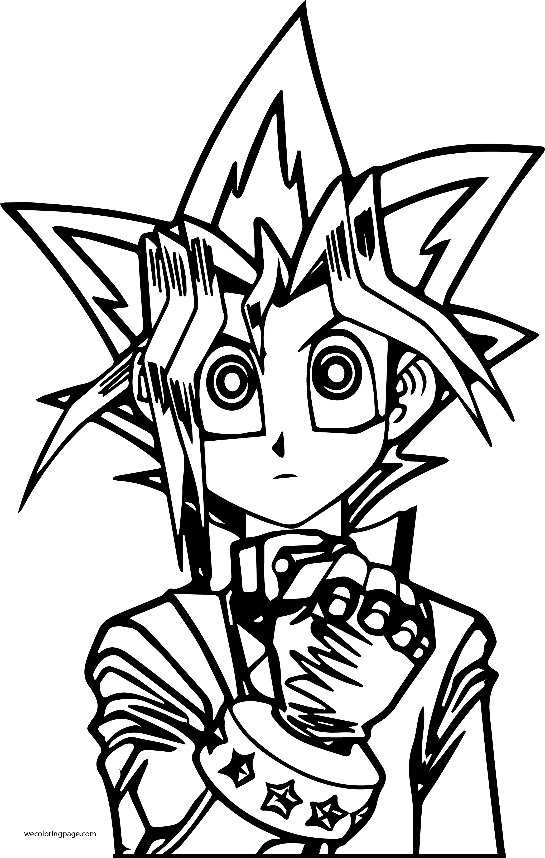 coloring pages yugioh yugioh coloring pages free download on clipartmag coloring pages yugioh