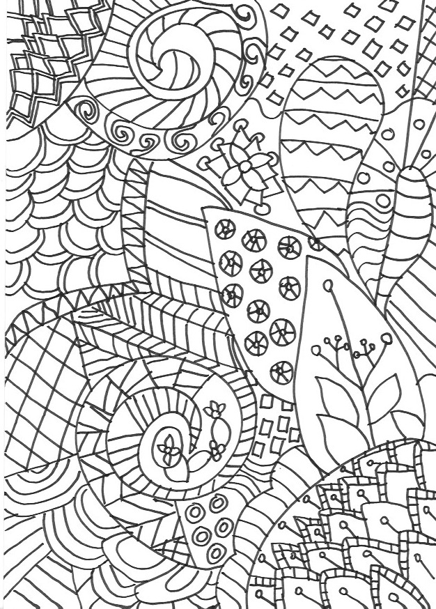coloring pages zentangle zentangle colouring pages in the playroom zentangle coloring pages