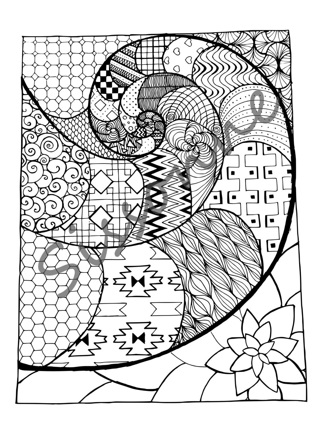 coloring pages zentangle zentangle to print for free zentangle kids coloring pages pages coloring zentangle