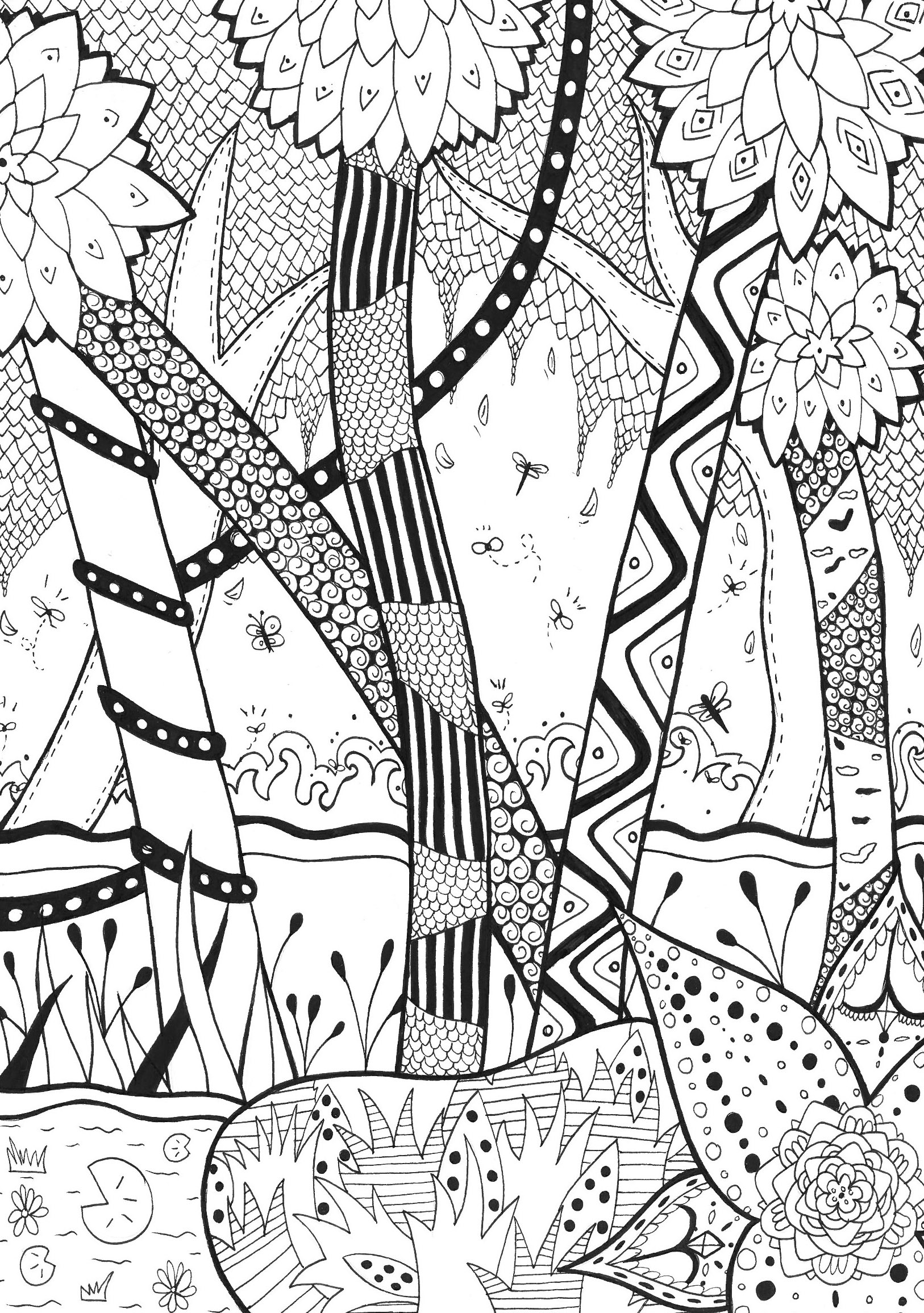 coloring pages zentangle zentangle to print zentangle kids coloring pages coloring zentangle pages
