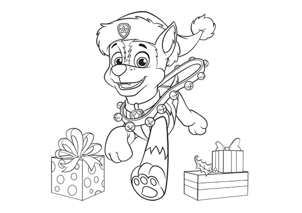 coloring paw patrol chase chase paw patrol coloring pages to download and print for free patrol coloring chase paw