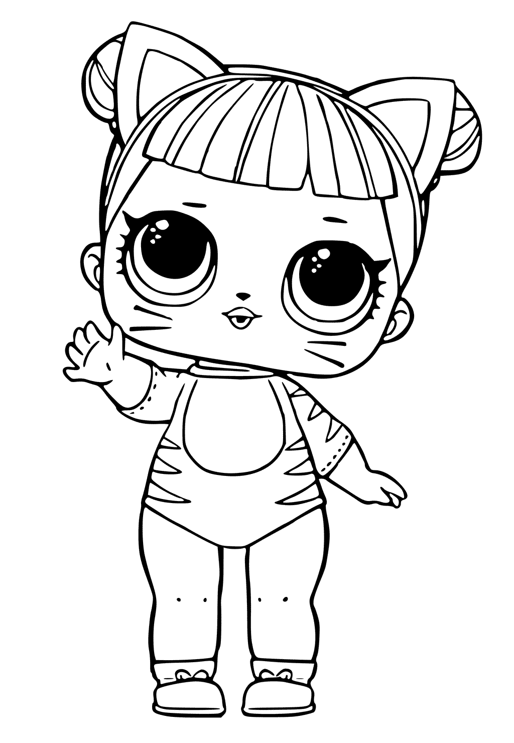 coloring picture lol lol surprise dolls coloring pages print them for free coloring picture lol
