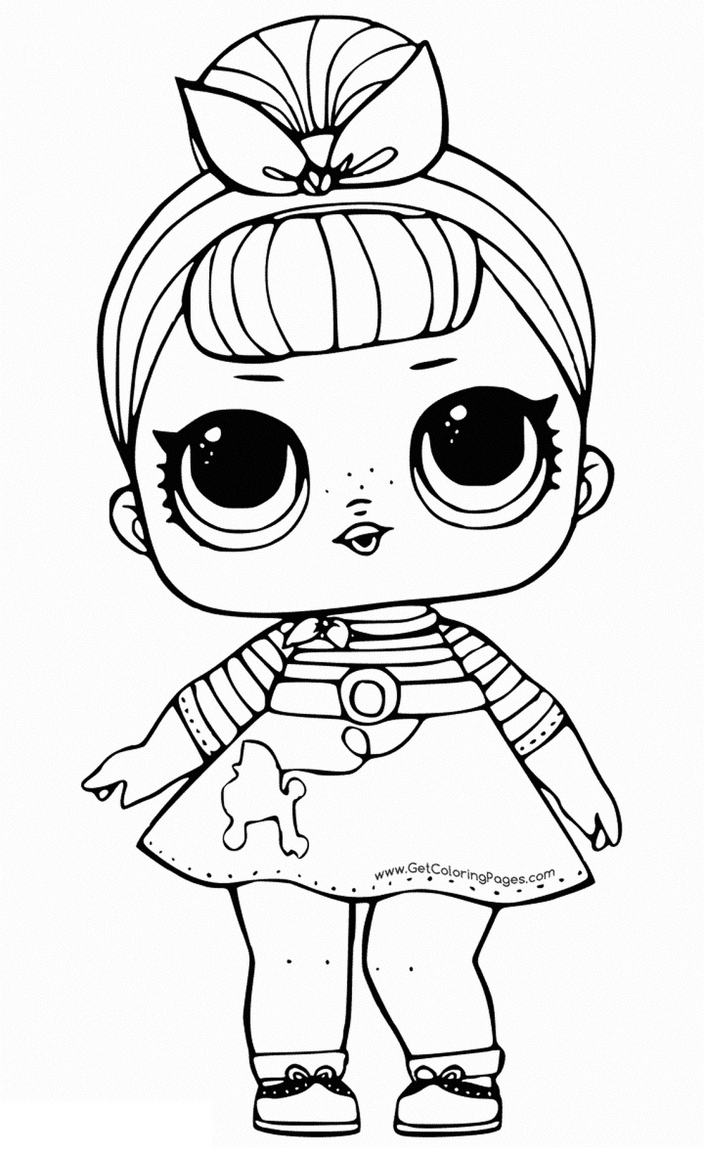coloring picture lol lol surprise dolls coloring pages print them for free lol coloring picture
