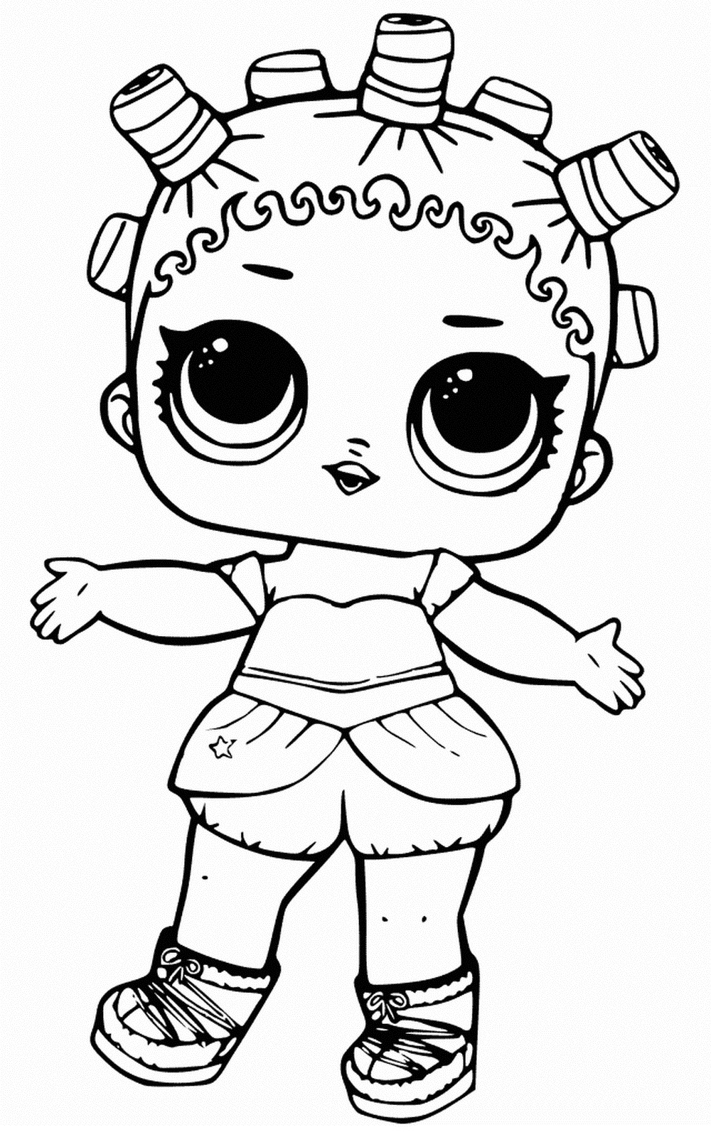 coloring picture lol lol surprise dolls coloring pages print them for free picture coloring lol