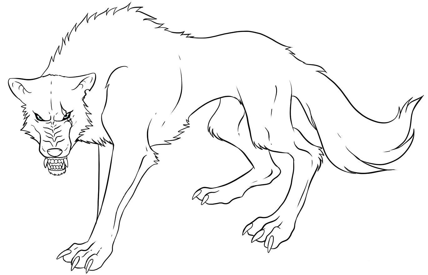 coloring picture of a wolf free printable wolf coloring pages for kids picture coloring of wolf a