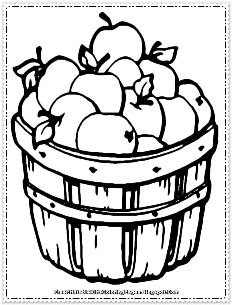 coloring picture of an apple apple fruit coloring pages printable free printable kids coloring an of apple picture