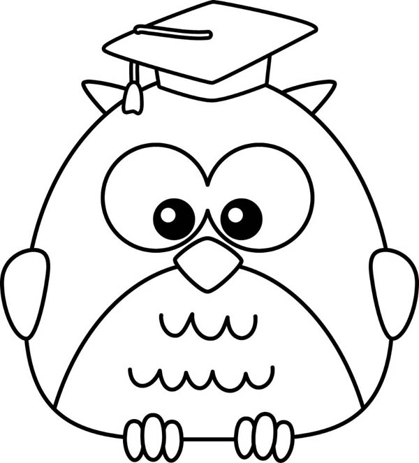coloring picture of an owl graduate owl coloring pagejpg download print online of owl coloring an picture