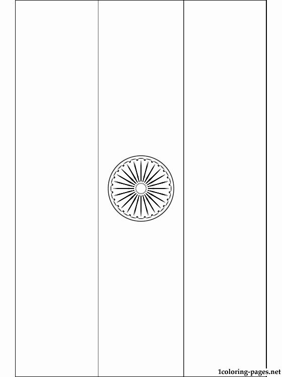 coloring picture of indian flag indian flag coloring pages coloring home flag picture of indian coloring