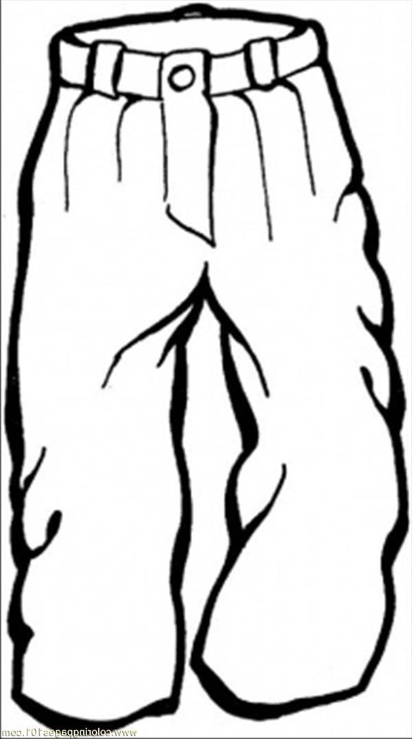 coloring picture of pants print pants woman for coloring of pants picture coloring