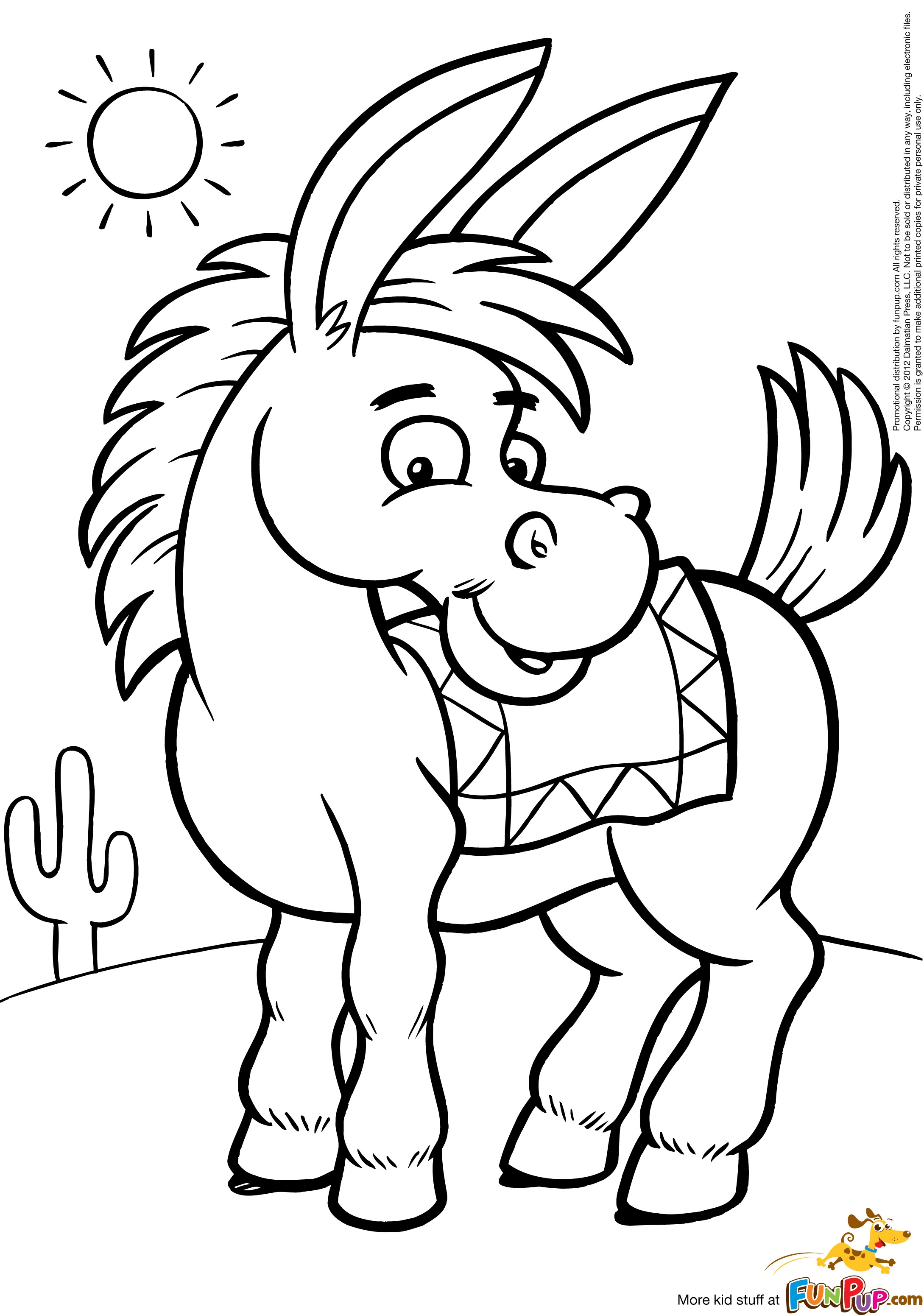 coloring picture printable donkey coloring pages to download and print for free coloring picture printable