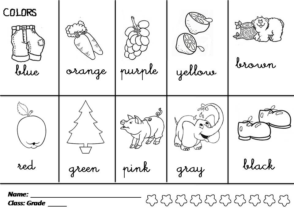 coloring pictures for grade 4 enjoy teaching english july 2011 grade for pictures coloring 4