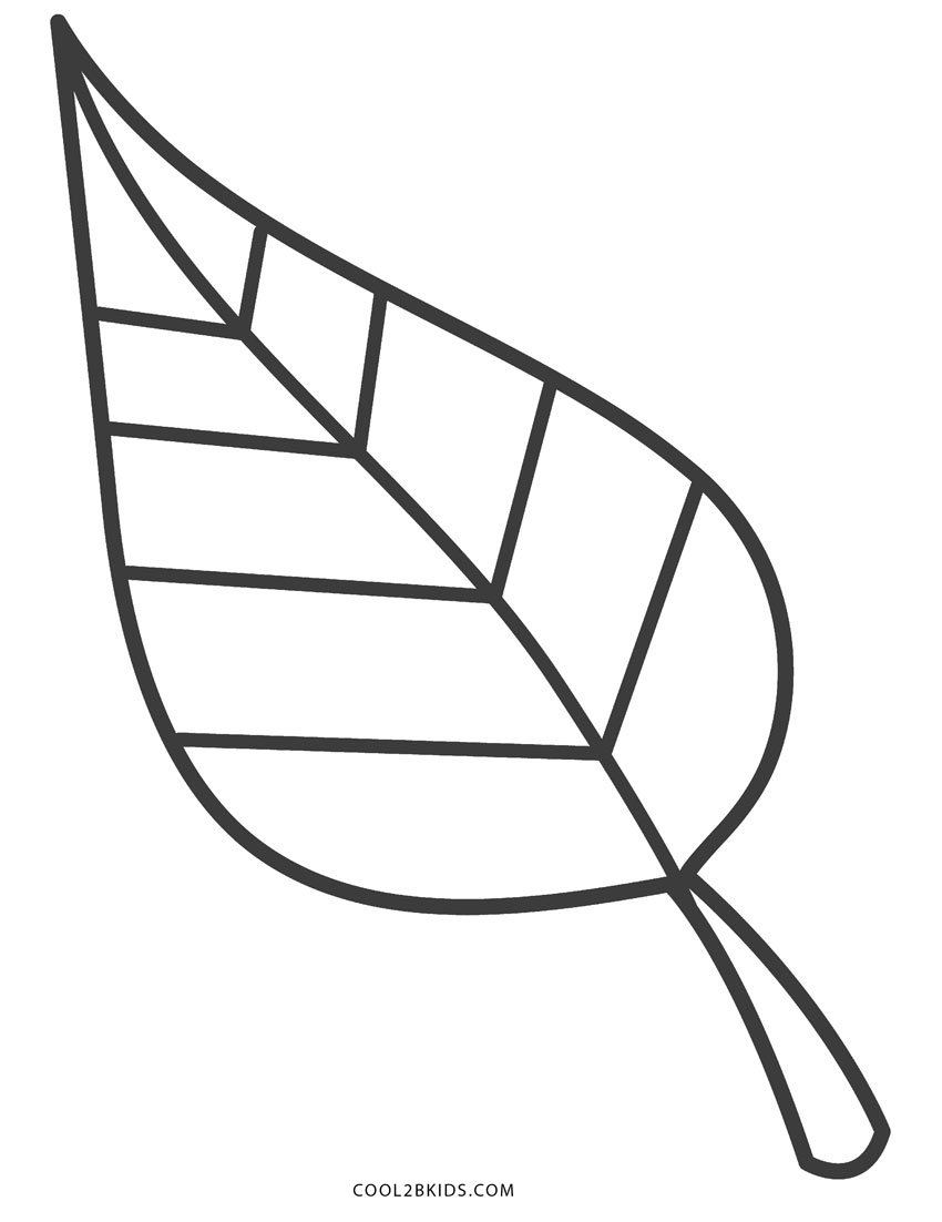 coloring pictures leaves free printable leaf coloring pages for kids pictures leaves coloring