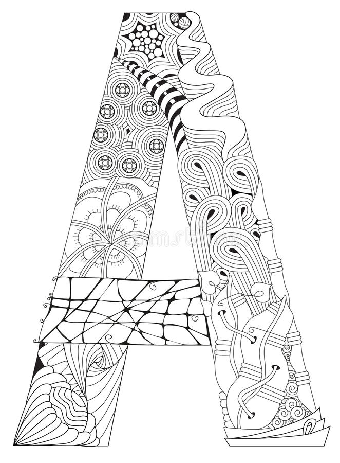 coloring pictures letter a 8 best images of letter people printable worksheets pictures a letter coloring