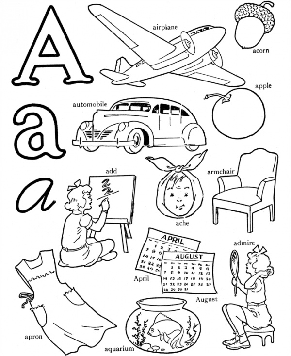 coloring pictures letter a beautiful letters to colour and share on scad portfolios coloring pictures a letter
