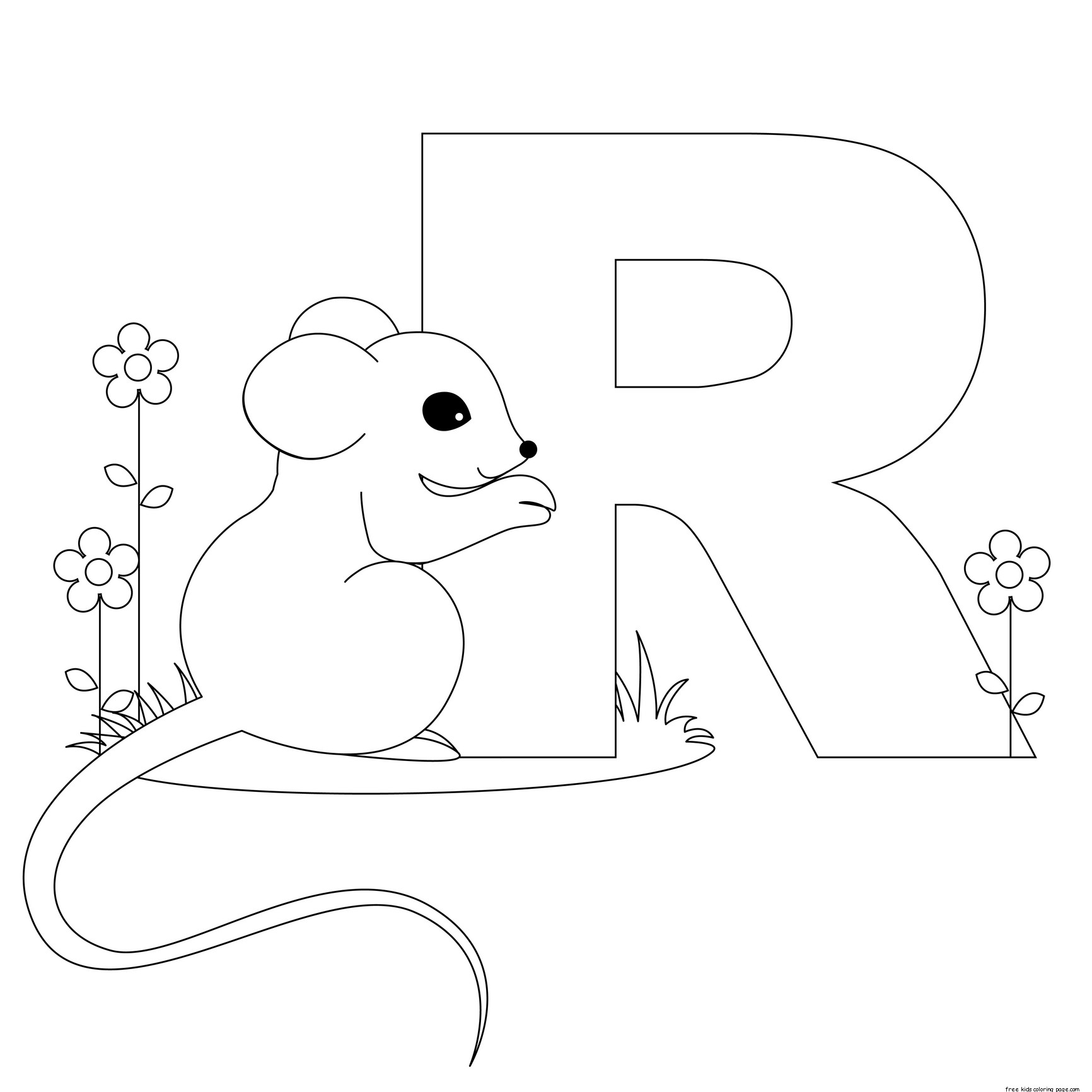 coloring pictures letter a free 18 alphabet coloring pages in ai pictures coloring letter a