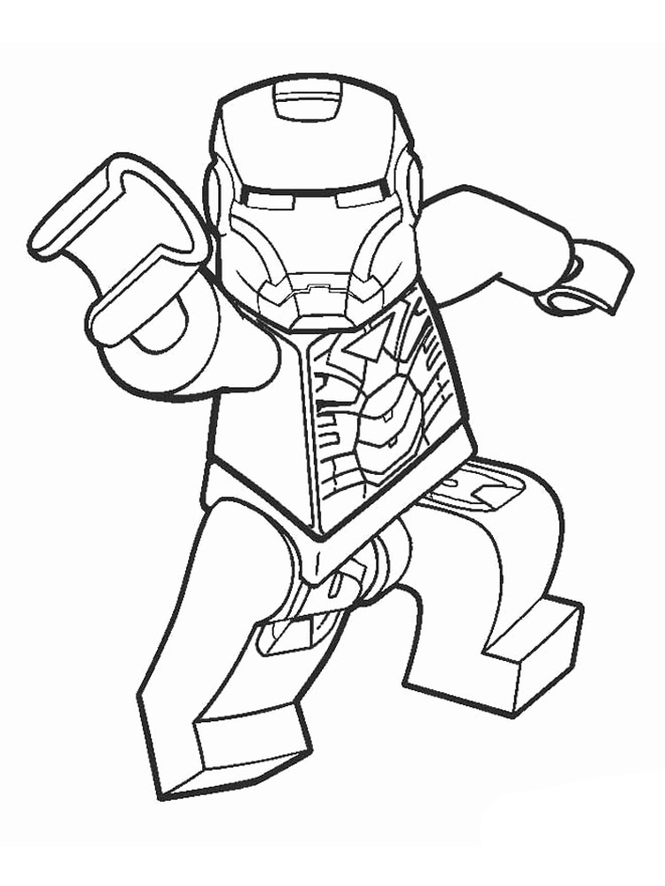 coloring pictures of lego avengers free printable lego avengers coloring pages for kids of avengers lego coloring pictures